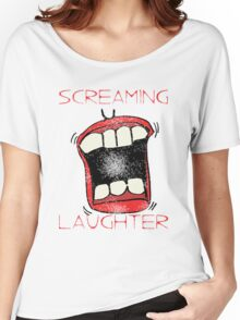 LAUGHTER Women's Relaxed Fit T-Shirt