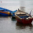 Fishing Boats by Robyn Carter