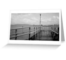 Ferry Tail Greeting Card
