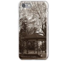 Cook Park, Orange NSW iPhone Case/Skin
