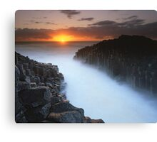 """The Eye of Sauron"" ∞ Fingal Head, NSW - Australia Canvas Print"