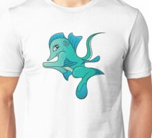 Seahorse (Tessellation Graphic) Unisex T-Shirt