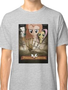 Ponies of the Caribbean  Classic T-Shirt
