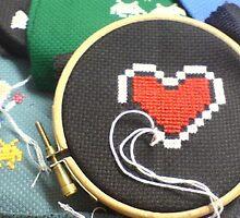 Crafty by girlflamingo