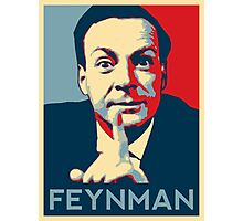 Richard P. Feynman, Theoretical Physicist Photographic Print