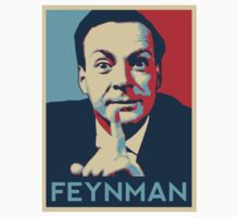 Richard P. Feynman, Theoretical Physicist Baby Tee