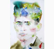 FRANZ KAFKA - watercolor portrait.5 Unisex T-Shirt