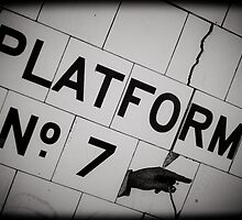 Platform Number 7 by Andrew Wilson
