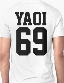 Team Yaoi Unisex T-Shirt