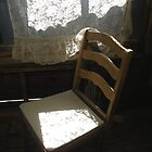 """""""Ghost Town Chair - Chloride, Arizona"""" by waddleudo"""