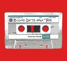 Mix Tape: Second Date Kids Tee