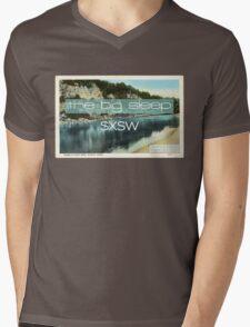The Big Sleep Mens V-Neck T-Shirt