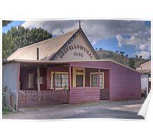 Oddfellows Hall, Sofala, NSW, Australia  Poster