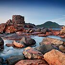 Port Stephens Castle by Michael Howard