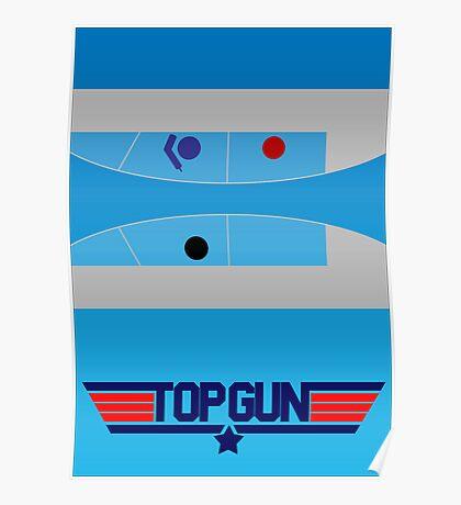 Top Gun - Minimal Poster Poster