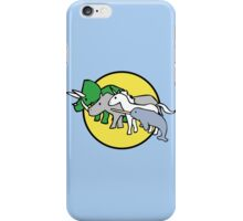 Horned Warrior Friends iPhone Case/Skin