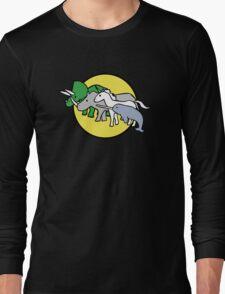 Horned Warrior Friends Long Sleeve T-Shirt