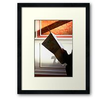 Weather ... Framed Print