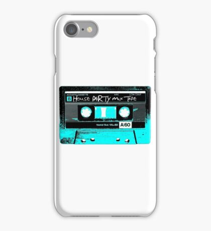 Mix Tape: House Party! iPhone Case/Skin