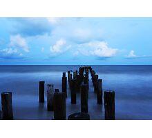 Lost at sea  Photographic Print
