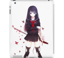 Anime Girl 2.0 iPad Case/Skin