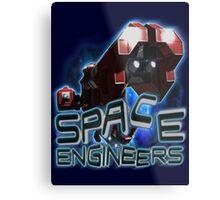 Space engineers! Metal Print