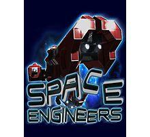 Space engineers! Photographic Print