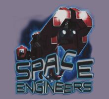 Space engineers! Kids Tee