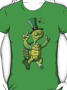 Saint Patrick's Day Turtle T-Shirt