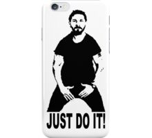 Just Do It! iPhone Case/Skin