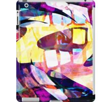 Flowing colors iPad Case/Skin