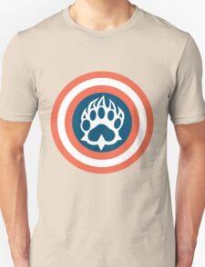 Captain Bear Unisex T-Shirt