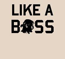 Like a (Big) Boss - in black Unisex T-Shirt