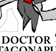 Doctor Octagonapus Sticker