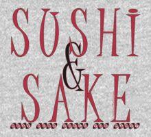 SUSHI & SAKE 04 by dragonindenver