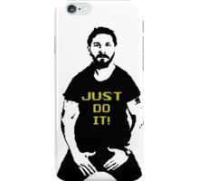 Just Do it 32 iPhone Case/Skin