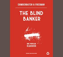 BBC Sherlock - The Blind Banker Minimalist Unisex T-Shirt