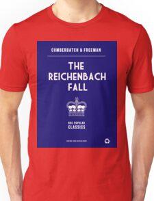 BBC Sherlock - The Reichenbach Fall Minimalist Unisex T-Shirt