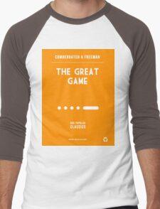 BBC Sherlock - The Great Game Minimalist Men's Baseball ¾ T-Shirt