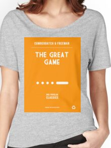 BBC Sherlock - The Great Game Minimalist Women's Relaxed Fit T-Shirt
