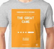 BBC Sherlock - The Great Game Minimalist Unisex T-Shirt