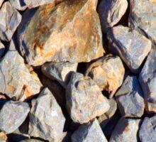 Rocks Sticker