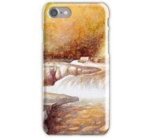 East Lyn river iPhone Case/Skin