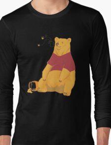 Pooh at the Zoo Long Sleeve T-Shirt
