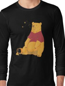 Pooh at the Zoo Long Sleeve T-Shirt