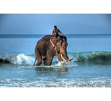 Meet Rajan Photographic Print