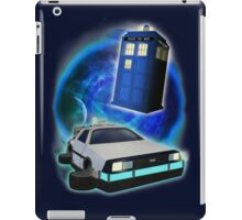 Race against time! iPad Case/Skin
