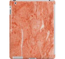 Red Marble iPad Case/Skin