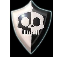 Sir Dan's Shield. Photographic Print
