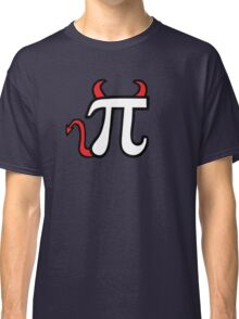 Devil Pi Classic T-Shirt